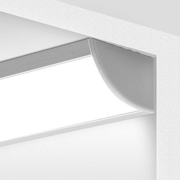 Aluminum profiles, KOPRO - 30