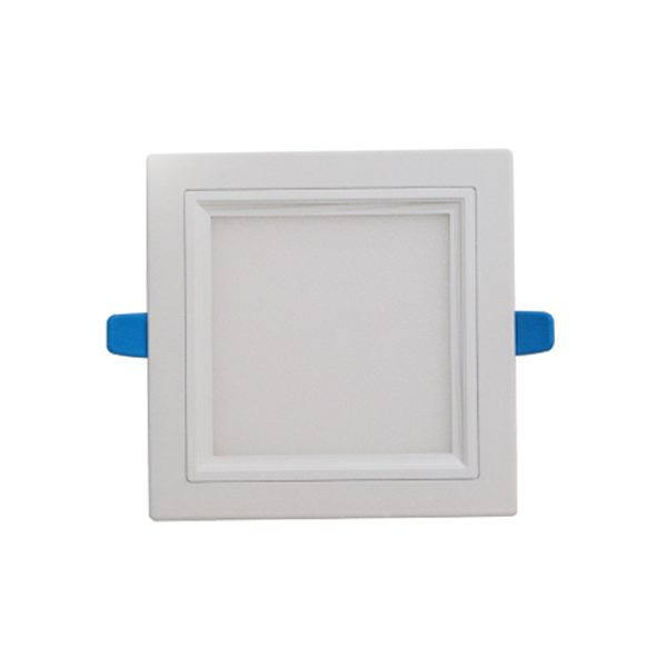 Auxiliary room lighting, LED panel Kentau 6w (square)