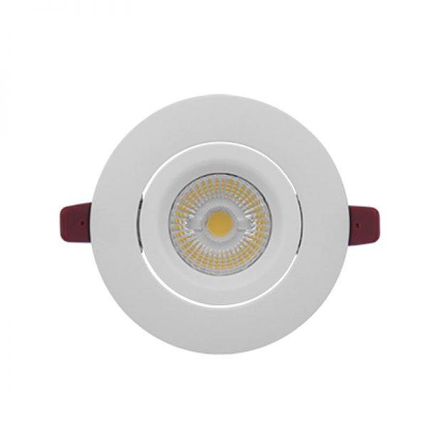 Įleidžiami šviestuvai, Reguliuojamas įmontuojamas šviestuvas NAVI 6.5W