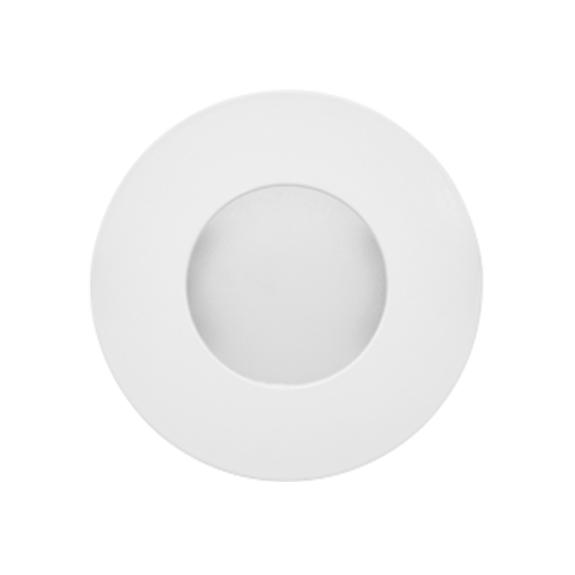 Įleidžiami šviestuvai, Šviestuvas DL Circle apvalus, baltos sp., IP65