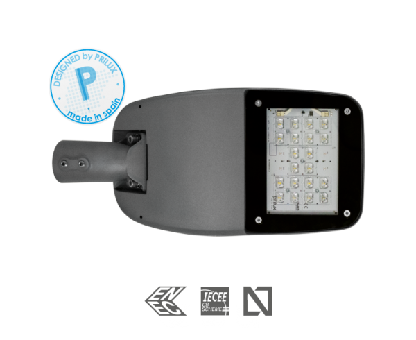 Industrial and street lighting, Street light AVATAR 20LED 30W