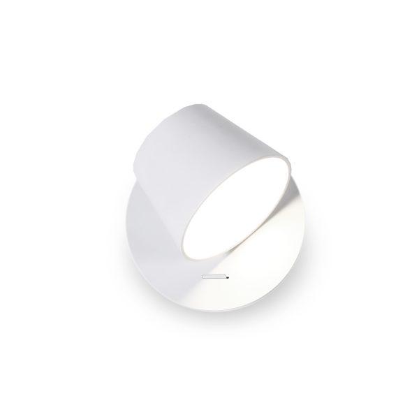 Bedroom lighting, White wall light