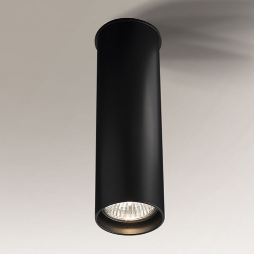 Bedroom lighting, Ceiling light Arida 1110 black