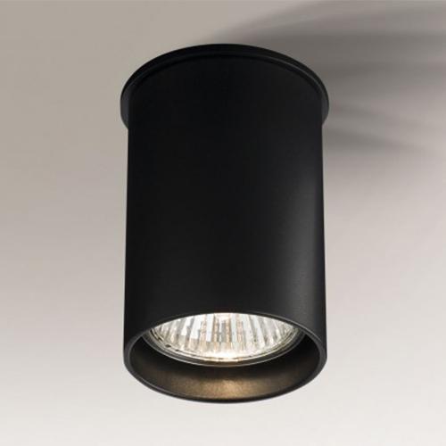 Bedroom lighting, Ceiling light Arida 1109 black