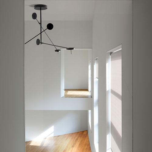 Laiptinės apšvietimas, Invisible Led 27w pakabinamas šviestuvas