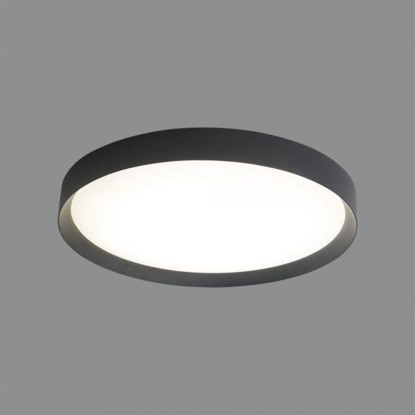 ACB Iluminacion, Ceiling light MINSK LED 3000K 42W 60cm black