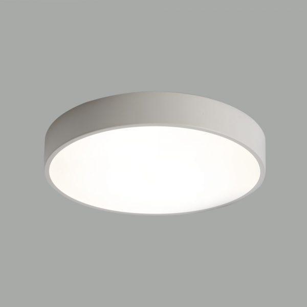 ACB Iluminacion, Lubinis šviestuvas London 40cm LED 3000K Baltas DALI