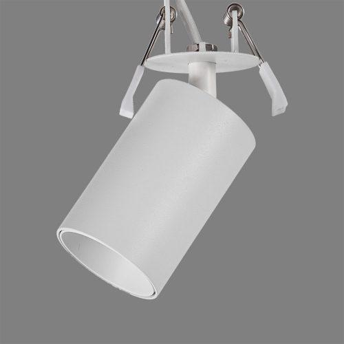 ACB Iluminacion, Įleidžiamas į lubas šviestuvas ZOOM GU10