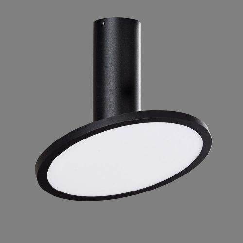 ACB Iluminacion, Lubinis kraipomas šviestuvas Morgan 18W LED juodas