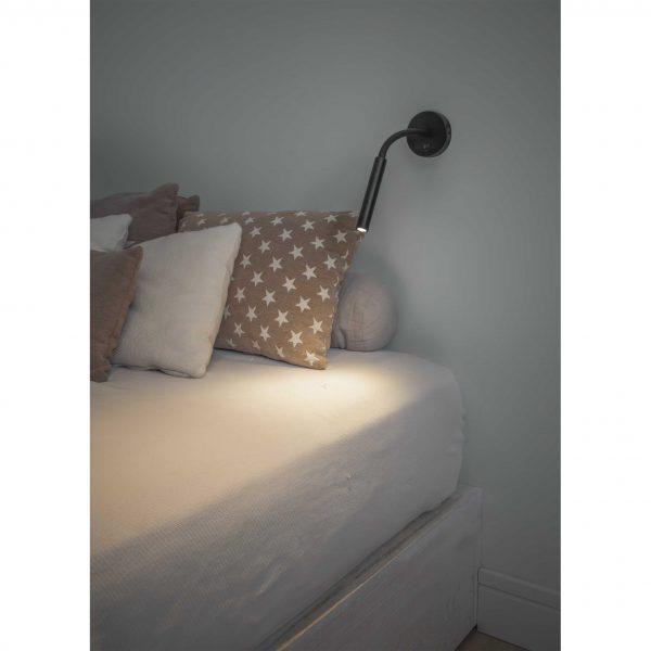 Faro Barcelona, Sieninis šviestuvas KALE LED Black