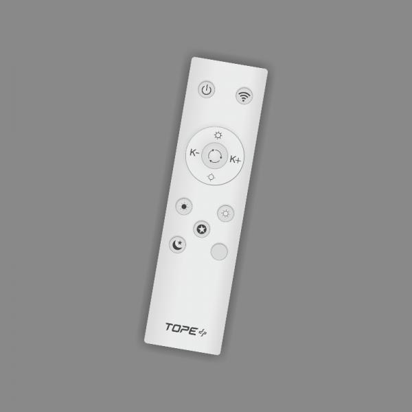 """Laiptinės apšvietimas, 2x48W apvalus lubinis LED šviestuvas """"BOSTON"""""""