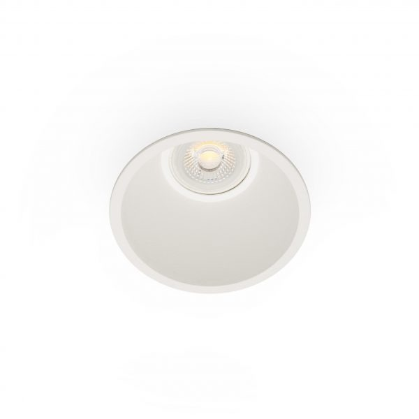 Bathroom lighting, Recessed light FRESH IP44 white