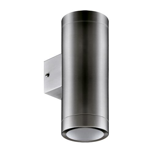Ideus, Exterior wall light ASTER 2XGU10 INOX