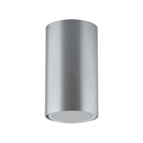 Bedroom lighting, Ceiling surface lamp OTTO GU10 chrome colour