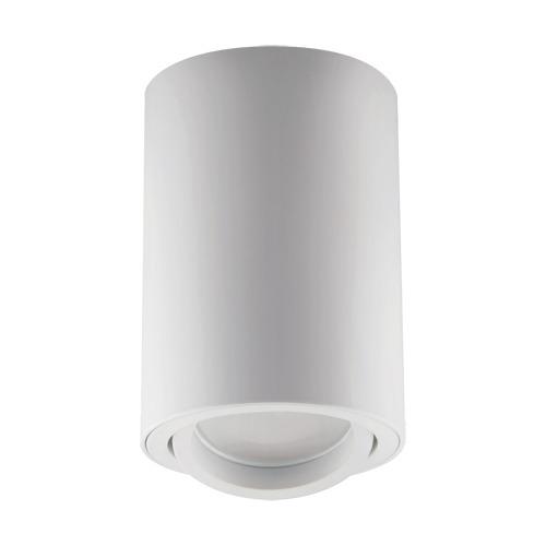 Bedroom lighting, Adjustable ceiling light BEMOL DWL GU10 white