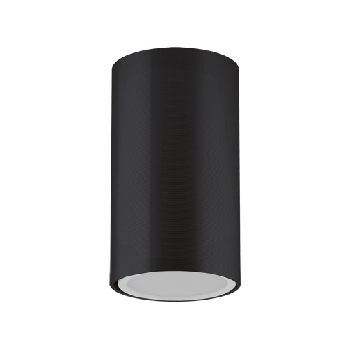 Ideus, Lubinis paviršinis šviestuvas OTTO GU10 juodas