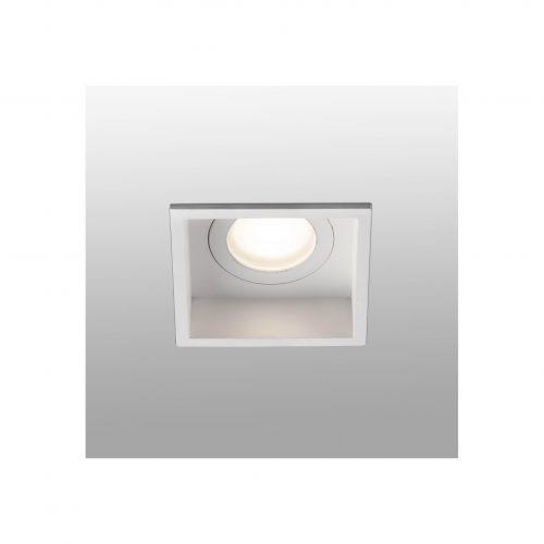 Biurų apšvietimas, Įleidžiamas šviestuvas HYDE square baltas