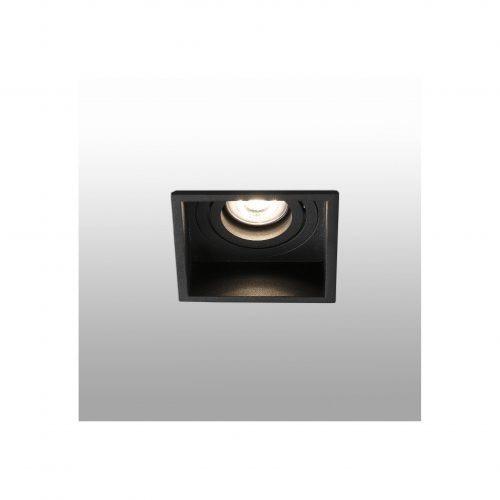 Faro Barcelona, Įleidžiamas kryptinis šviestuvas HYDE square juodas
