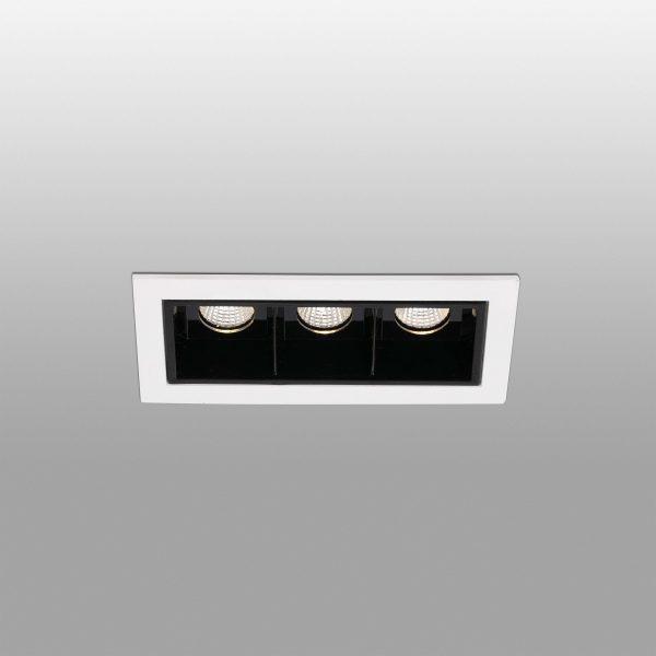 Children's room lighting, Recessed light TROOP-3
