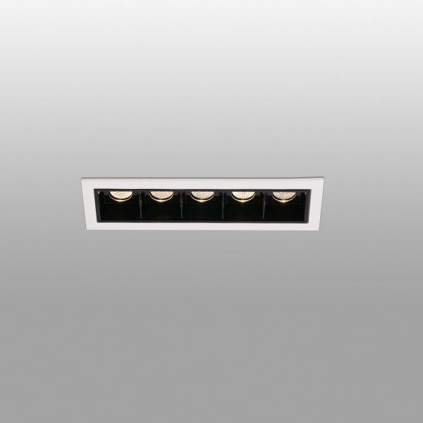 Biurų apšvietimas, Įleidžiamas šviestuvas TROOP-5
