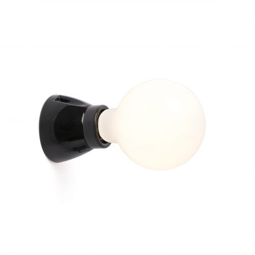 Bedroom lighting, Wall light KERA Black