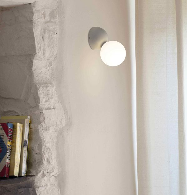 Bedroom lighting, Wall light JOY LED White