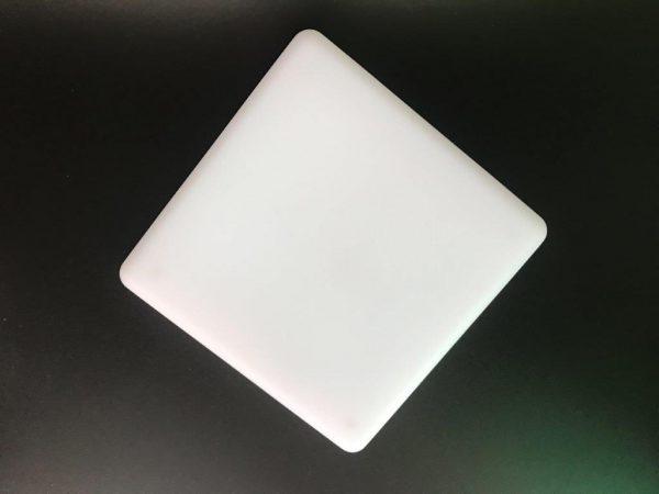 Auxiliary room lighting, LED panel ADO 18w square