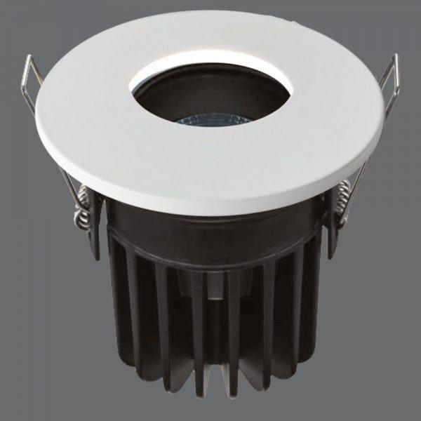 ACB Iluminacion, Vonios kambario šviestuvas Bip COB LED 3000K 10W baltas