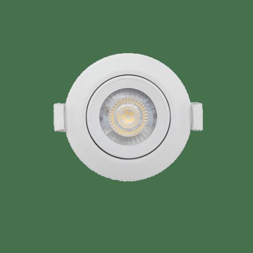 Bedroom lighting, Directional recessed light NAHE CL 3000K