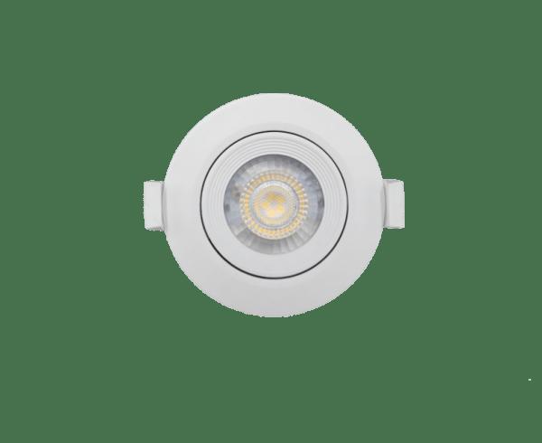 Įleidžiami šviestuvai, Įleidžiamas kraipomas šviestuvas NAHE CL 3000K