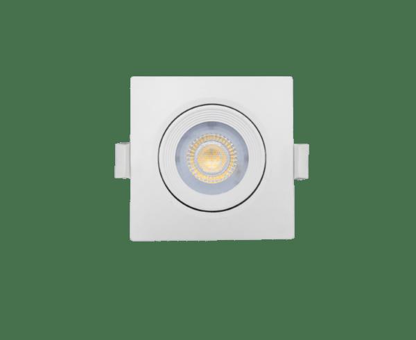 Įleidžiami šviestuvai, Įleidžiamas kraipomas šviestuvas NAHE SQ 3000K