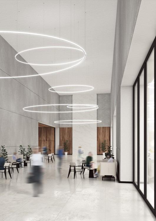 Children's room lighting, Round suspended light ø90
