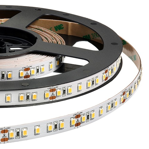 LED juosta, LED Juosta QL14 14.4W/m 24V 120LED 3000K CRI>90 1100lm IP20