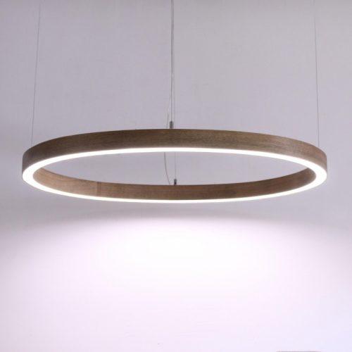 Pakabinami šviestuvai, Pakabinamas medinis šviestuvas 100X70 OVALLI