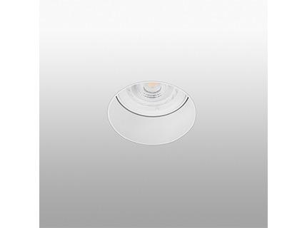 Berėmiai užglaistomi šviestuvai, Įleidžiamas priglaistomas šviestuvas FRESH White