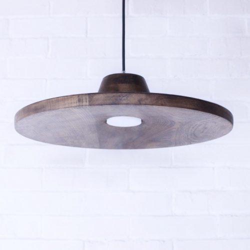 Pakabinami šviestuvai, Pakabinamas medinis šviestuvas HatLed XL