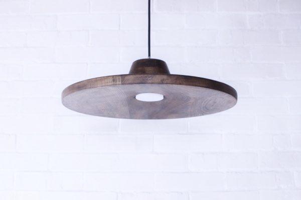 Mediniai šviestuvai, Pakabinamas medinis šviestuvas HatLed XL