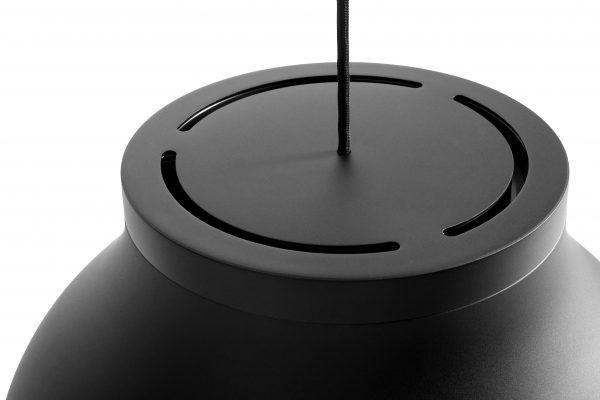 Pakabinami šviestuvai, Pakabinamas šviestuvas PC PENDANT M / SOFT BLACK