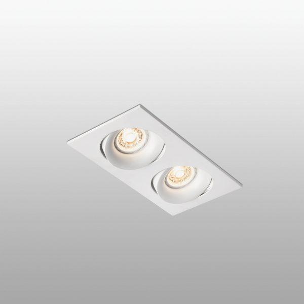 Biurų apšvietimas, Įleidžiamas kryptinis šviestuvas ARGÓN-2 white