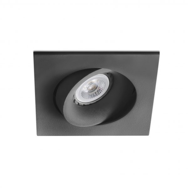 Biurų apšvietimas, Įleidžiamas kryptinis šviestuvas ARGÓN Black
