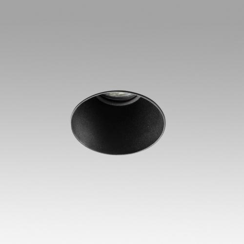 Berėmiai užglaistomi šviestuvai, Įleidžiamas priglaistomas šviestuvas FRESH Black IP65