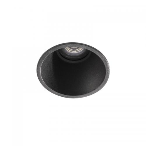 Berėmiai užglaistomi šviestuvai, Įleidžiamas šviestuvas FRESH Black IP65