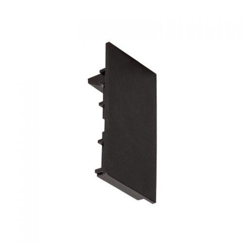 Magnetinės apšvietimo sistemos, INSIGHT ENDCAP bėgelio užbaigimas skirtas priglaistomam ir paviršiniam profiliui, juodas