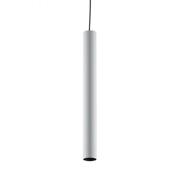 Magnetinės apšvietimo sistemos, INSIGHT TUBE šviestuvas į 48V bėgelių sistemą, 3000K, 30°, juoda/balta