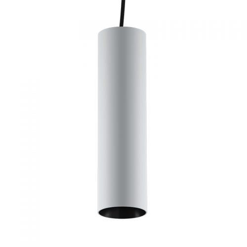 Magnetinės apšvietimo sistemos, INSIGHT TUBE šviestuvas į 48V bėgelių sistemą, 19W, 3000K, 30°, juoda/balta