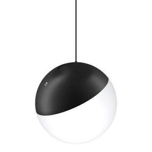 Biurų apšvietimas, INSIGHT BALL 31W šviestuvas montuojamas į 48V INSIGHT bėgelių sistemą