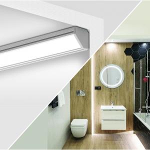 Corner LED profiles