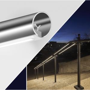 Led profiles for handrails