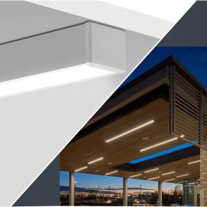 Surface LED profiles