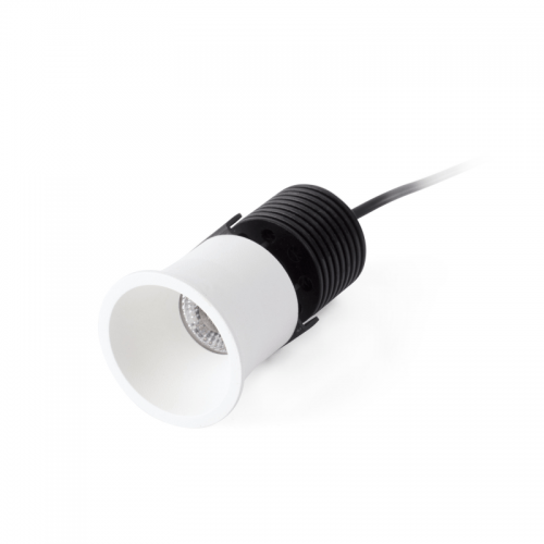 Faro Barcelona, Įleidžiamas šviestuvas FOX White recessed 7W 2700K 02101501